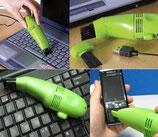 USB-Tastaturstaubsauger