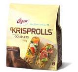 Pain suédois complet Krisprolls 225 gr