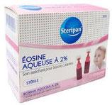 Eosine aqueuses 2 % unidoses STERIPAN