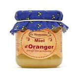 Miel d'Oranger La Roumanière 125 gr