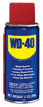 WD 40 aérosol