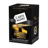 Dosette Caps Carte Noire 5 Dosettes rigides