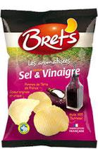 Bret's Chips Vinaigre 125 gr