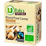 U Sucre de Canne Bio morceaux 500 gr