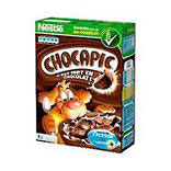Céréales CHOCAPIC Nestlé, paquet de 430g