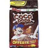 Coco Pops KELLOGG'S, paquet de 375 gr