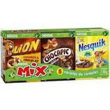 Céréales mix Nestlé 5 * 30 gr + 1 * 40 gr