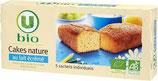 Cake nature U Bio 125 gr