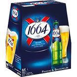 Bière blonde 1664, 5,5°, 6x25cl