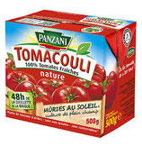 Tomacoulis nature Panzani 250 gr