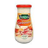 Sauce carbonara PANZANI, 370g
