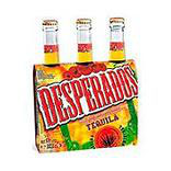 Bière arômatisée tequila DESPERADOS, 5,9°, 3x33c