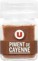 Piments Forts de Cayenne  U 38 gr