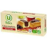 Cake marbré U bio 125 gr