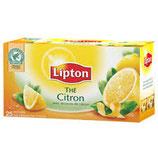 Thé citron Lipton 25 sachets