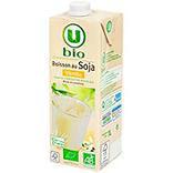 Boisson soja vanille U BIO 1 litre