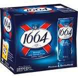 Bière blonde 1664, 5,5°, 6x33cl