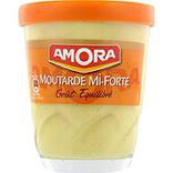 Moutarde mi forte AMORA, 140g