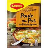 Potage déshydraté poule au pot aux petits légumes MAGGI, 58g, 75cl