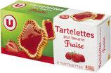 Tartelette fraise U  127 gr
