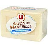 Savon de Marseille blanc U 400g