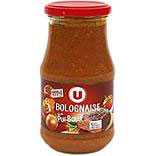Sauce bolognaise U 446ml 420g