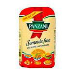 Semoule de blé fine PANZANI, 500gr