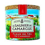 Fleur de sel LE SAUNIER DE CAMARGUE, 125g