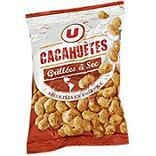 Cacahuètes grillées à sec U étui 150g