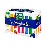 """Sucre en poudre """"Les Bûchettes"""" ST LOUIS, 100x5g"""