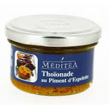 Thoïonade Piment Espelette 90 gr