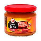Sauce salsa forte U 315g