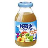 Jus Pomme/Pêche Neslé 20 cl