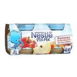 P'tit pot pomme Neslé 2 * 80 gr