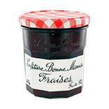 Confiture fraises BONNE MAMAN, bocal de 320g