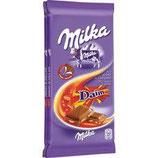 Milka Chocolat Lait Daim 100G