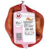 Echalote filet 250 gr FRANCE
