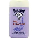 Gel douche miel de Lavande LE PETIT MARSEILLAIS 250 ml