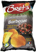 Bret's Chips Barbecue 125 gr