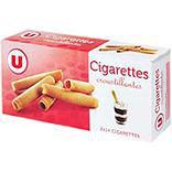 Biscuits cigarettes U paquet 200g