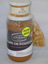 Soupe de Poissons + Croutons