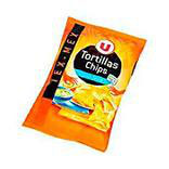 Tortilla chips goût salé U pq 150g