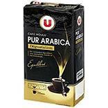 Café arabica moulu dégustation U paquet 250g