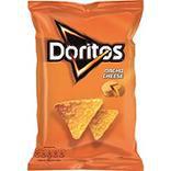 DORITOS, nacho cheese, paquet de 170g