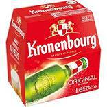 Bière Kronembourg 6x25cl