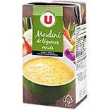 Mouliné légumes variés U brique 1 litre