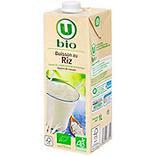 Boisson bio riz calcium U BIO 1 litre