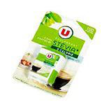 Edulcorant à base de stevia U briquet 100 comprimés 30 g