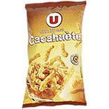 Snacks goût cacahuètes U sachet 90g