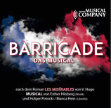 CD BARRICADE - Das Musical